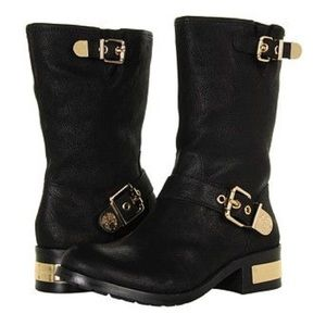 Vince Camuto Winchell Moto Bootie